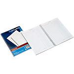 Atlanta Kasboek met spiraal Gelinieerd 14,7 x 20,7 cm 80 g