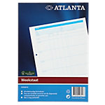 Atlanta Weekstaat Bedrijfsformulieren A4 210 x 297 mm 70 g