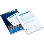 Atlanta A5406 033 Kasbewijs voor ontvangst Roze, Wit A6 105 x 148 mm 225 g