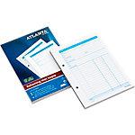 Atlanta Rekeningenblok  A5 148 x 210 mm 70 g