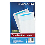 Atlanta Orderboek 50 x 2 Vel 110 x 185 mm 110 x 185 mm 70 g