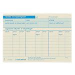 Jalema Vakantie  en snipperdagenkaarten A6 105 x 148 mm 100 Kaarten