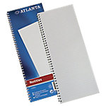 Atlanta Register wit Gelinieerd 33 x 13 cm 50 Vel