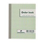 Exacompta Zelfkopiërend orderboek Wit Gelinieerd 135 x 105 mm 50 Vel