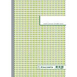 Exacompta Zelfkopiërend orderboek Wit Geruit 5 x 5 mm A4 210 x 297 mm 50 Vel