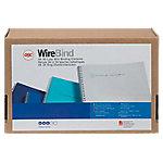 GBC Metalen bindruggen Wirebind 34 34 A4 8.0 mm Zilver 100 Stuks