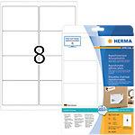 HERMA Movables Etiketten Wit 99,1 x 67,7 mm 25 Vel 200 Stuks