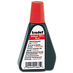 Trodat 7011 Inktflacon Rood   28 ml
