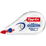 Tipp Ex Correctieroller Mini Pocket Mouse Wit 5 mm x 6 m