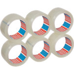 tesa Strong low noise Verpakkingtape 45 µm 50 mm x 66 m 6 Rollen