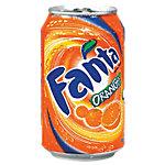 Fanta  Orange 24 x 0,33 l