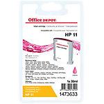 Office Depot C4837A Inktcartridge Magenta