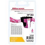 Office Depot Compatible HP 363 Inktcartridge C8772EE Magenta