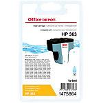 Office Depot Compatible HP 363 Inktcartridge C8774EE Lichtcyaan