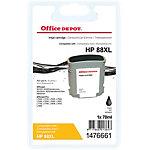Office Depot Compatible HP 88XL Inktcartridge C9396A Zwart
