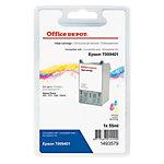 Office Depot Compatible Epson T009 Inktcartridge T009401 Cyaan, Lichtcyaan, Magenta, Lichtmagenta, Geel