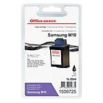 Office Depot Compatible Samsung M10 Inktcartridge Zwart
