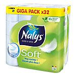 Lotus Toiletpapier Rol Soft 2  laags Wit 32 Rollen