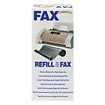 niceday Compatible voor Brother PC 72RF Zwart TTR Faxrollen