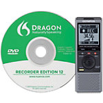 Olympus Digitale voicerecorder VN 731PC + DNS