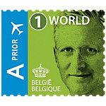 Bpost Postzegel Internationaal Vlinder Vanessa Atalanta 50 Stuks