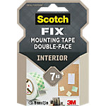 Scotch Strong mounting Tape Wit 19 mm x 1,5 m