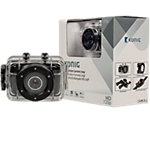König Actie camera CSAC200 1.280 x 720 Pixels Zwart