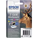 Epson T1306 Original Inktcartridge C13T13064012 Pak 3