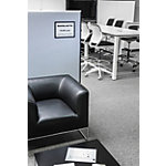 DURABLE Frame Grip Zwart 236 x 323 mm