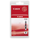 Canon CLI 8R Original Inktcartridge Rood