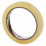 Scotch Utility Tape Transparant 15 mm x 66 m 10 Rollen