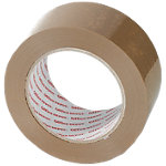Office Depot Heavy duty Tape Bruin 50 µm 50 mm x 100 m 6 Rollen