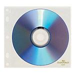 DVD hoezen Polypropyleen Transparant voor 1 CD