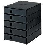 Styro 23100.90 Ladenblokken Zwart A4+
