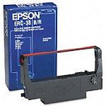 Epson ERC38BR Original Zwart & Rood Printerlint C43S015376