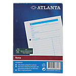 Atlanta Notablok Wit A6 105 x148 mm 70 g