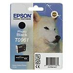 Epson T0961 Original Inktcartridge C13T09614010 Foto Zwart