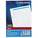 Atlanta Notablok Wit A5 148 x 210 mm 70 g