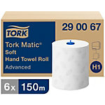 Tork Handdoekrol Advanced Wit Zonder vouw 150.000 x 247 mm 6 x