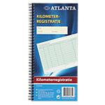Jalema A5419 042 Kilometerregistratieboek 14 x 29,7 cm 70 g