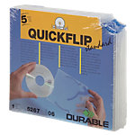 DVD dozen Quickflip Blauw voor 1 CD