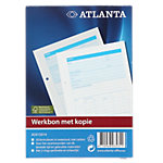 Atlanta Werkbonnen A5 148 x 210 mm 70 g