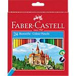 Faber Castell 111224 Gekleurd Potlood Kleurenassortiment 24 Stuks