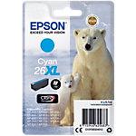 Epson 26XL Original Inktcartridge C13T26324012 Cyaan