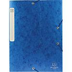 Exacompta Archiveringdozen 18505H A4 Blauw Karton 24 x 2,5 x 32 cm 25 Stuks