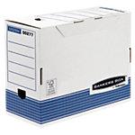 Bankers Box Opbergdozen Prima A4 Wit Karton 15 x 31 x 26 cm 10 Stuks