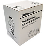 Office Depot Toner container