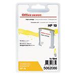 Office Depot C4842A Inkcartridge Geel