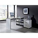 Germania Bureau Wit 145 x 145 x 75 cm