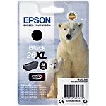 Epson 26XL Original Inktcartridge C13T26214012 Zwart